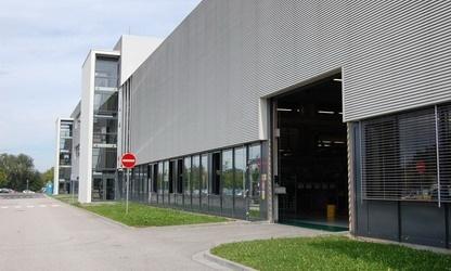 R.BOSCH České Budějovice - Výrobní hala Bj 090b