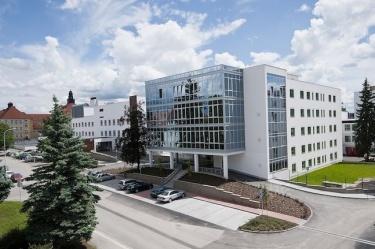 Dětský pavilon Nemocnice České Budějovice
